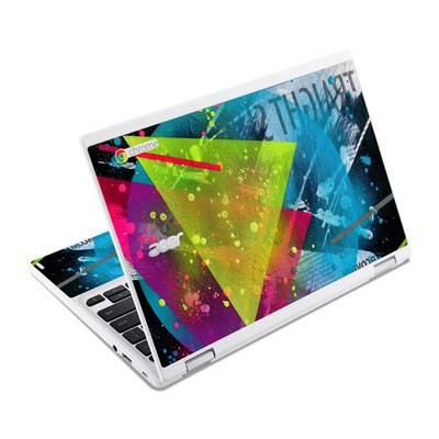Acer Chromebook R11 Skin - Element-City