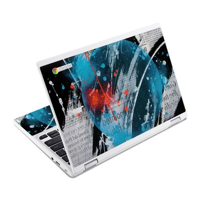 Acer Chromebook R11 Skin - Element-Ocean