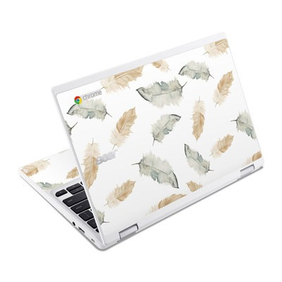 Acer Chromebook R11 Skin - Feathers
