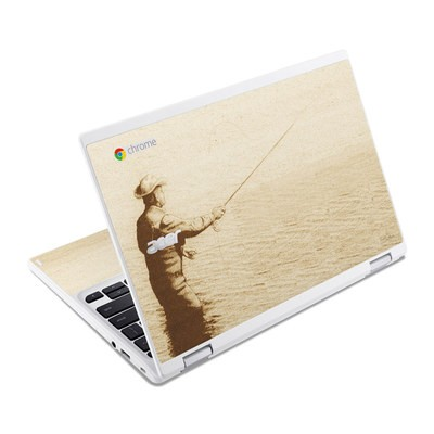 Acer Chromebook R11 Skin - Fisherman