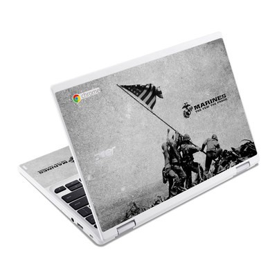 Acer Chromebook R11 Skin - Flag Raise