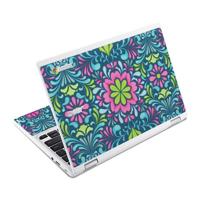 Acer Chromebook R11 Skin - Freesia
