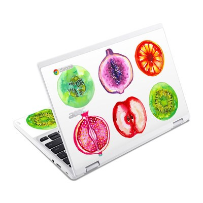 Acer Chromebook R11 Skin - Fruits