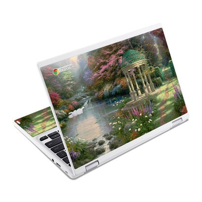 Acer Chromebook R11 Skin - Garden Of Prayer