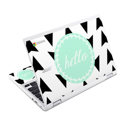 Acer Chromebook R11 Skin - Greetings