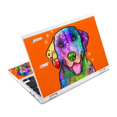 Acer Chromebook R11 Skin - Happy Sunshine