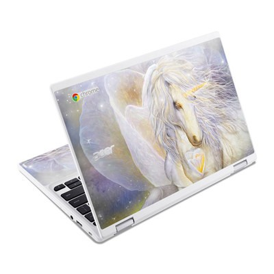 Acer Chromebook R11 Skin - Heart Of Unicorn