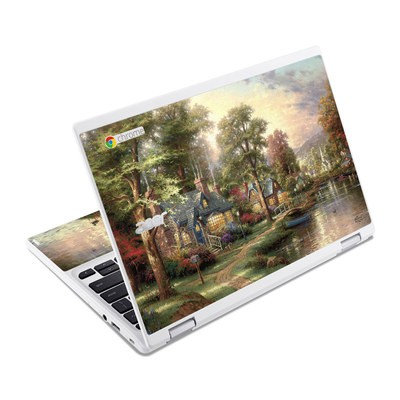 Acer Chromebook R11 Skin - Hometown Lake