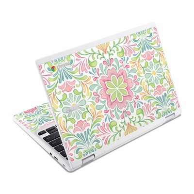 Acer Chromebook R11 Skin - Honeysuckle
