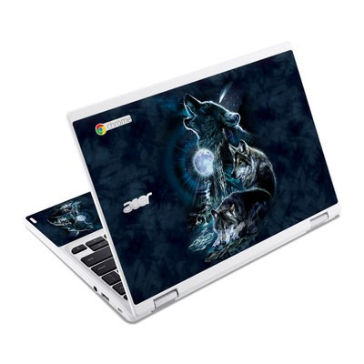 Acer Chromebook R11 Skin - Howling