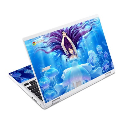 Acer Chromebook R11 Skin - Jelly Girl