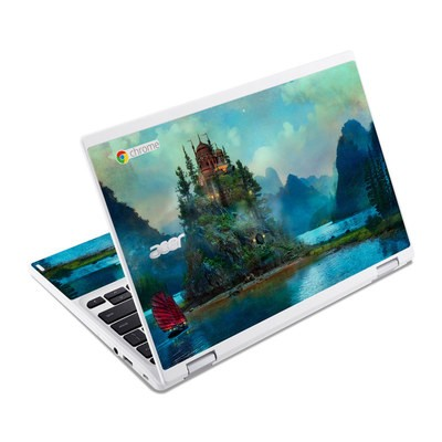 Acer Chromebook R11 Skin - Journey's End