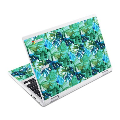 Acer Chromebook R11 Skin - Jungle Palm