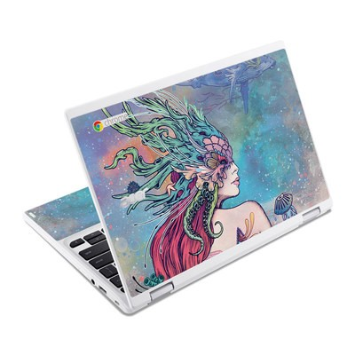Acer Chromebook R11 Skin - Last Mermaid
