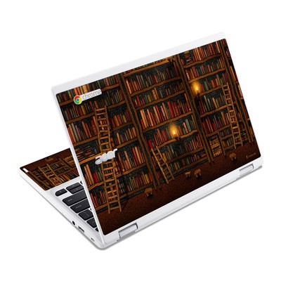 Acer Chromebook R11 Skin - Library