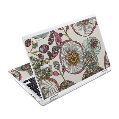 Acer Chromebook R11 Skin - Lotus