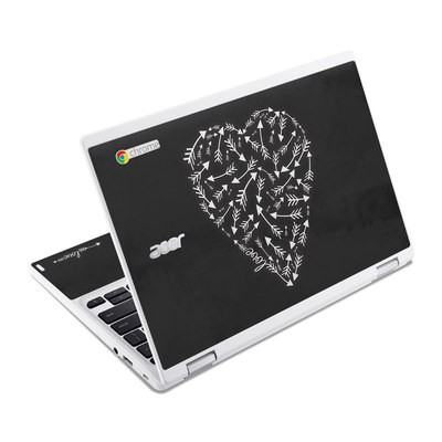 Acer Chromebook R11 Skin - Love Me Not