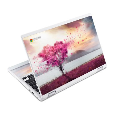 Acer Chromebook R11 Skin - Love Tree