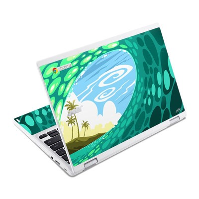 Acer Chromebook R11 Skin - Lunch Break