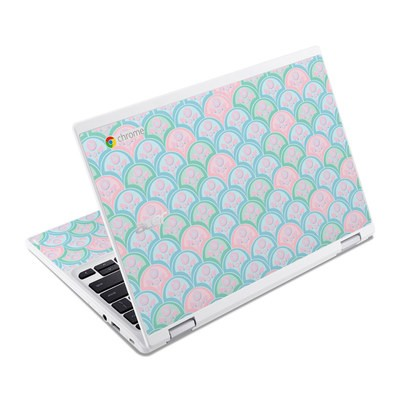 Acer Chromebook R11 Skin - Mermaid Gem
