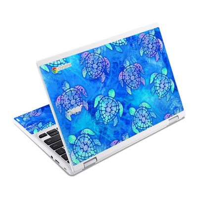 Acer Chromebook R11 Skin - Mother Earth