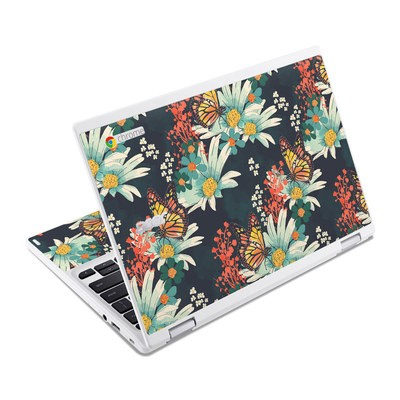 Acer Chromebook R11 Skin - Monarch Grove