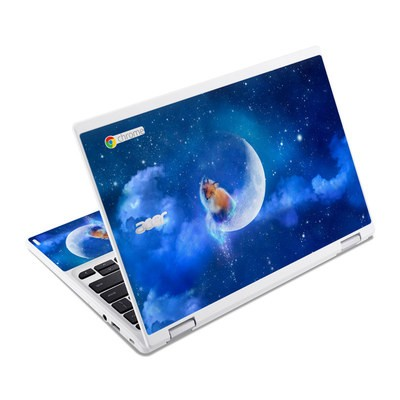 Acer Chromebook R11 Skin - Moon Fox