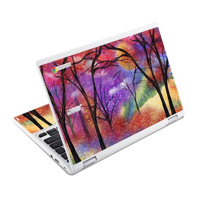 Acer Chromebook R11 Skin - Moon Meadow