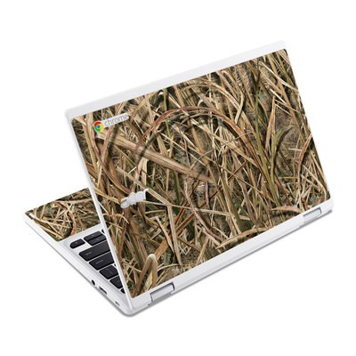 Acer Chromebook R11 Skin - Shadow Grass Blades