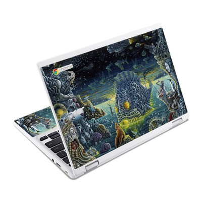 Acer Chromebook R11 Skin - Night Trawlers