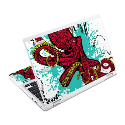 Acer Chromebook R11 Skin - Octopus