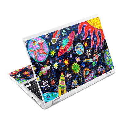 Acer Chromebook R11 Skin - Out to Space
