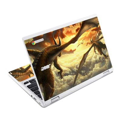 Acer Chromebook R11 Skin - Over the Clouds