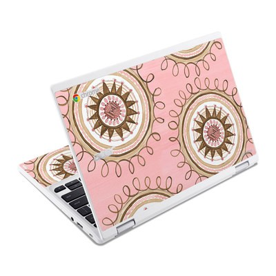 Acer Chromebook R11 Skin - Retro Glam