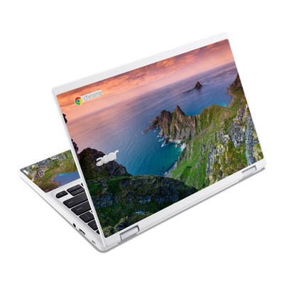 Acer Chromebook R11 Skin - Rocky Ride