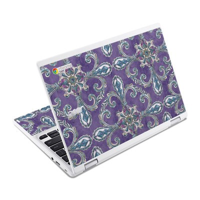 Acer Chromebook R11 Skin - Royal Crown