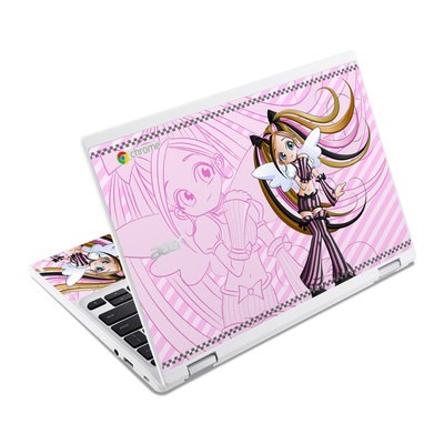 Acer Chromebook R11 Skin - Sweet Candy