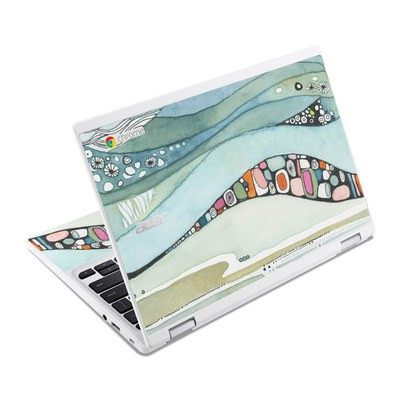 Acer Chromebook R11 Skin - Sea of Love