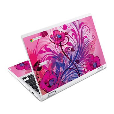 Acer Chromebook R11 Skin - Spring Breeze
