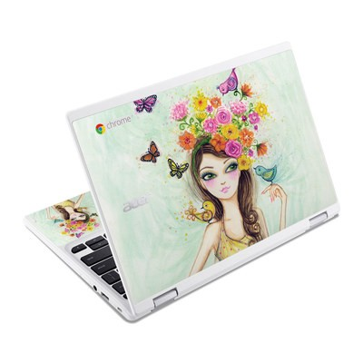 Acer Chromebook R11 Skin - Spring Time