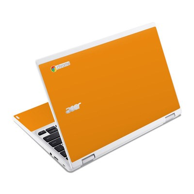 Acer Chromebook R11 Skin - Solid State Orange
