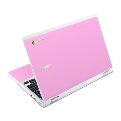 Acer Chromebook R11 Skin - Solid State Pink