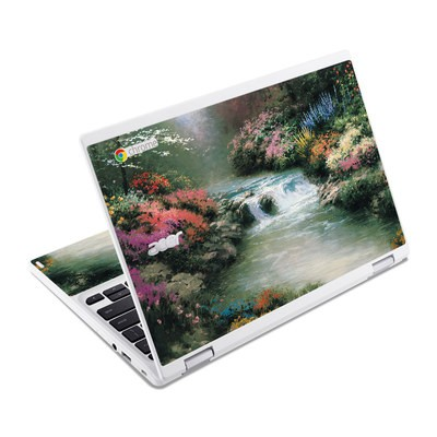 Acer Chromebook R11 Skin - Beside Still Waters
