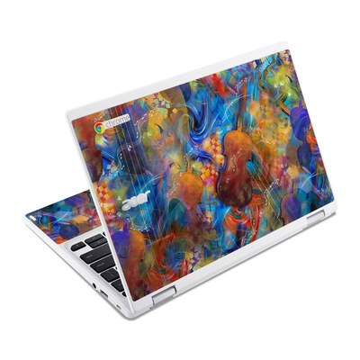 Acer Chromebook R11 Skin - Strings & Things