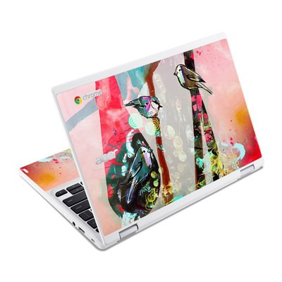 Acer Chromebook R11 Skin - Summer Blush