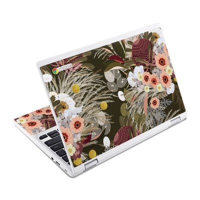 Acer Chromebook R11 Skin - Teagan Pampas Grass