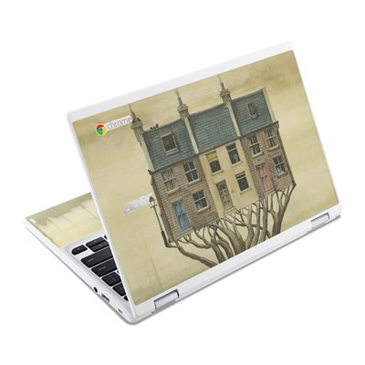 Acer Chromebook R11 Skin - Terraced Houses