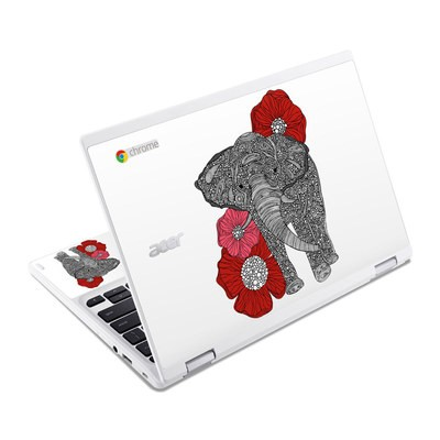 Acer Chromebook R11 Skin - The Elephant