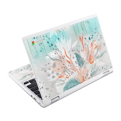 Acer Chromebook R11 Skin - Tropical Fern