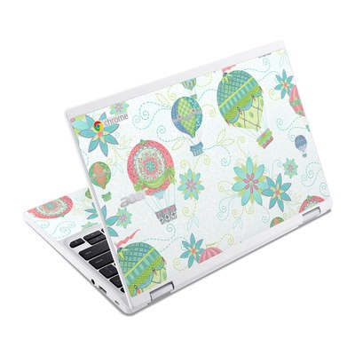 Acer Chromebook R11 Skin - Up and Away